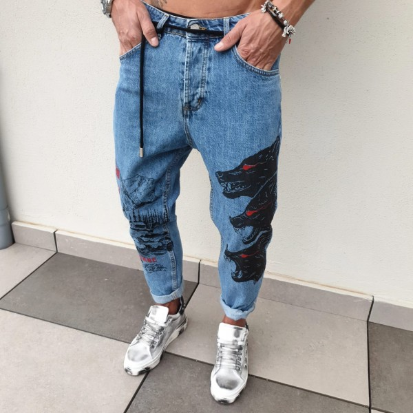 JEANS WOLF