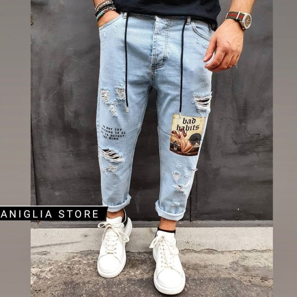 JEANS BAD