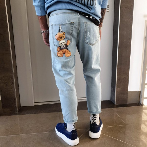 JEANS TEDDY REAL
